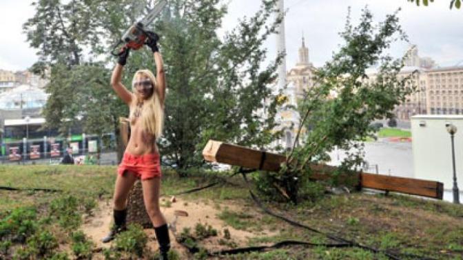 """Folgen """"FEMEN"""" """"Pussy Riot"""" ins Gefängnis?"""