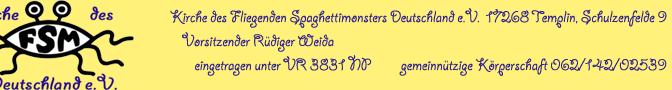 Pastafaritum im Unterricht