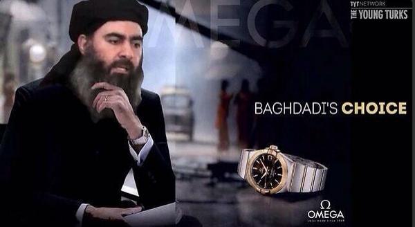 Baghdadi's choice