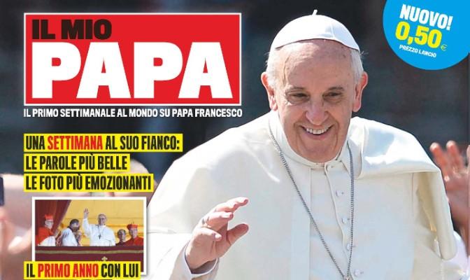 """""""Mein Papst"""" – für die fromme Frau ab 40"""
