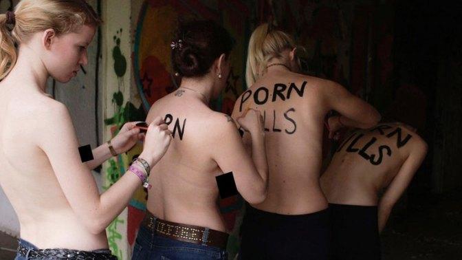 Femen: Mit Körpereinsatz für den Feminismus