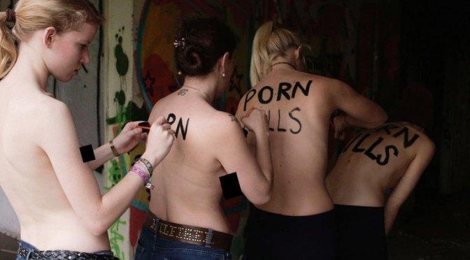 femen-NDR-Porn kills