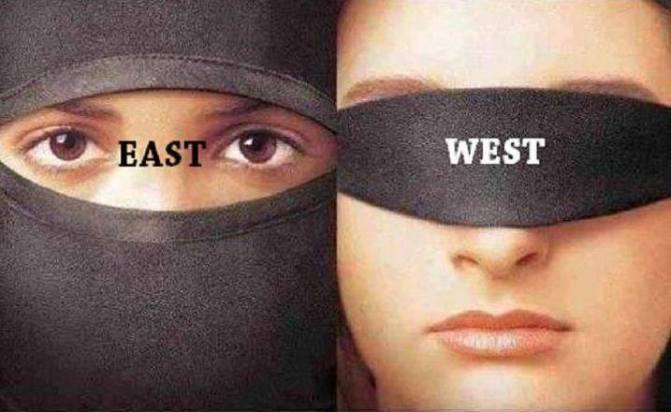 ost-west-Feminin
