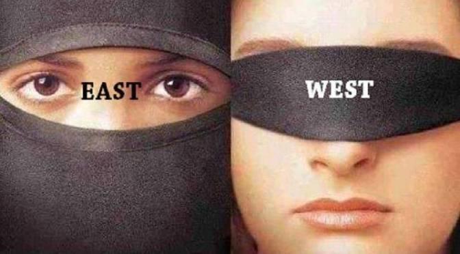 ost-west-Feminin