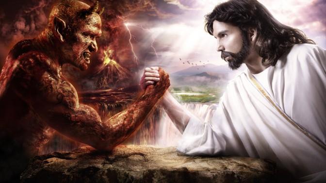 Fighting God