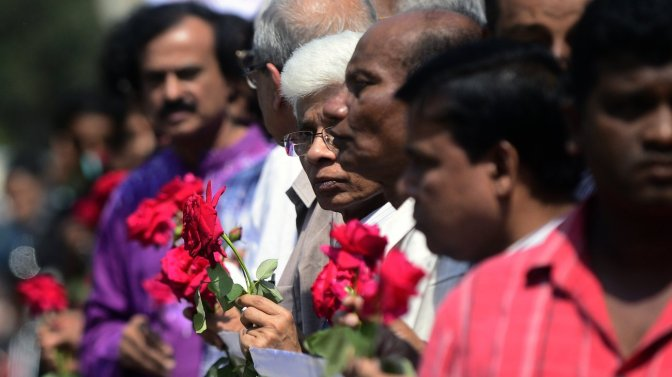 kritische Freidenker in Bangladesh ermordet