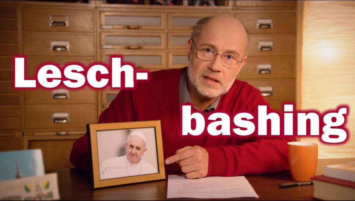 Lesch-Bashing