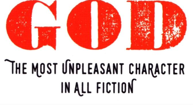 God – The Most Unpleasant Character