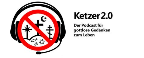 Ketzer-Podcast - Logo