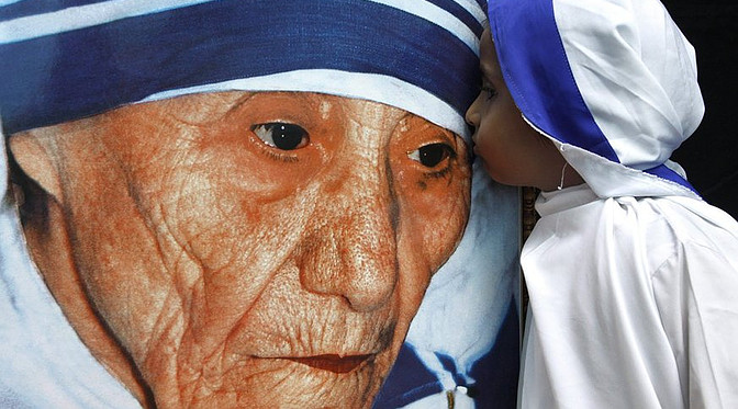 Mutter Teresa - Poster