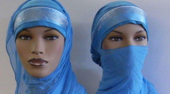 Burka, Niqab  und der Dschihad