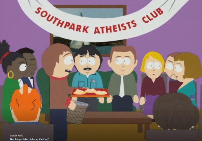 South Park - Nur körperliche Liebe im Vatikan