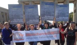 Seyran Artes-Für Menschenrechter gegen religiösen Fanatismus !!!
