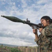 Eziden und Kurden im Nord-Irak