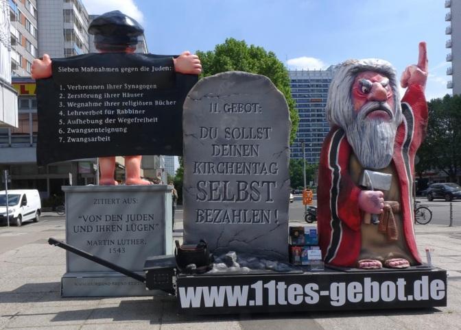 Die nackte Wahrheit über Luther