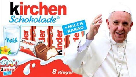 Kirchenschokolade