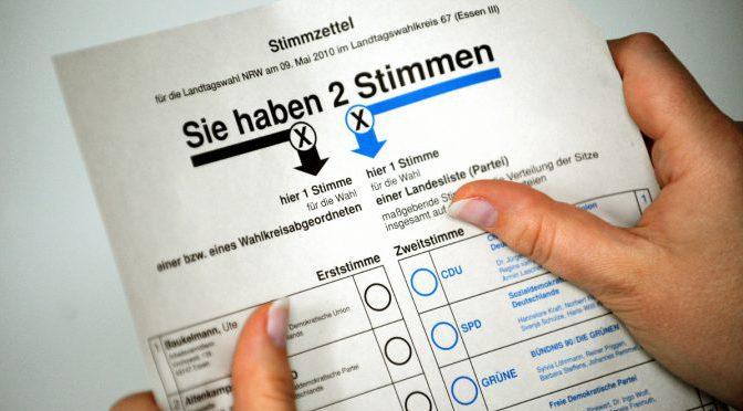 MGEN-PODCAST 2017.08: Emergency-Folge zur Bundestagswahl 2017