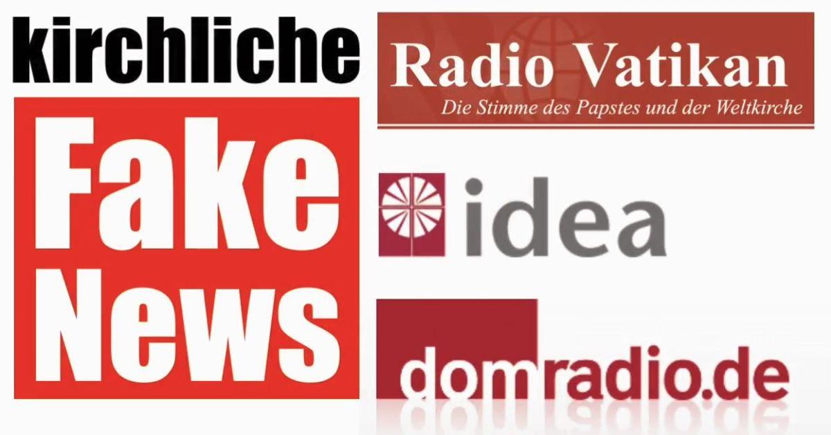 Kirchliche Fake News