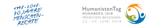 HumanistenTag Nürnberg 2018