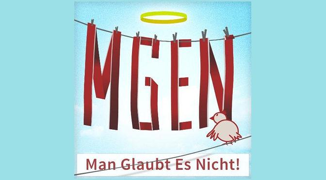 MGEN-PODCAST 2018.01/02: Nix mit Fahrrad