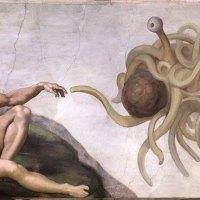 Das Fliegende Spaghettimonster: Religion oder Religionsparodie?