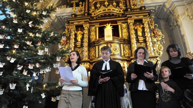 Religiös nicht nur zur Weihnachtszeit?