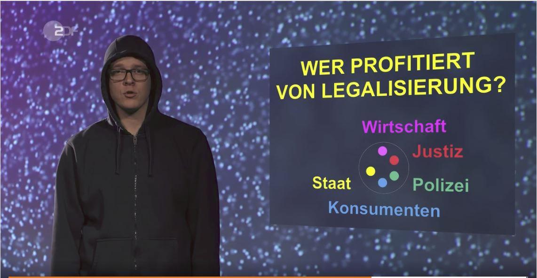 - Alkohol oder Cannabis? Nico Semsrott über die deutsche Drogenpolitik
