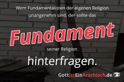 'Gott ist ein Arschloch' von Christian Kalwas