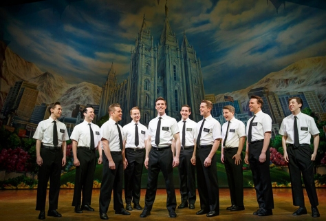 """Fuck You, God!"" ""The Book of Mormon"" Das Musical"