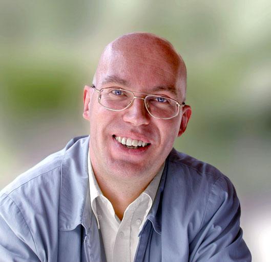 Paläontologe Günter Bechly