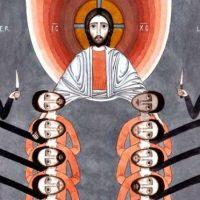 Kopten als Märtyrer