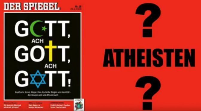 """""""Der Spiegel"""" und die Religion"""