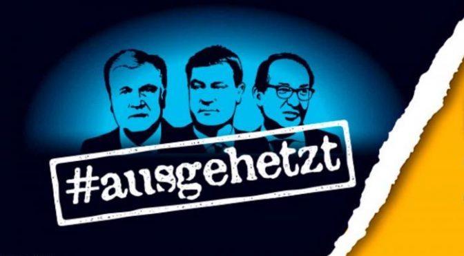 Ausgehetzt – Riesige Demo in München