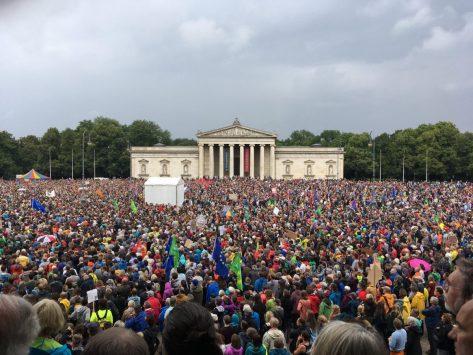 Gemeinsam gegen CSU und die Politik der Angst