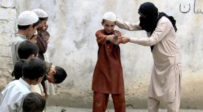 IS-Rückkehrinnen mit Kindern