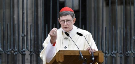 Kölns Erzbischof Rainer Maria Kardinal Woelki