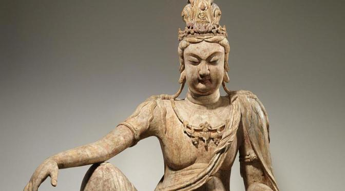 Guanyin aka Bodhisattva Avalokiteshvara