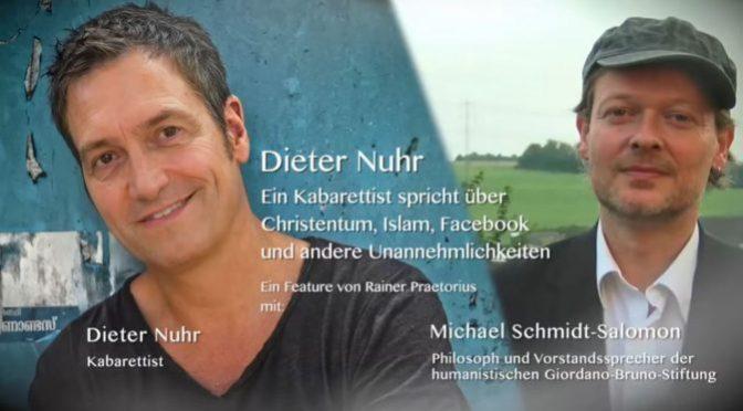 Dieter Nuhr über Religion und sonstige Unannehmlichkeiten