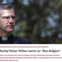 Das Christentum als IKEA-Religion: