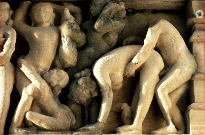 Sex, Religion, Kunst und Wissenschaft