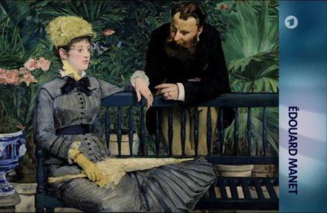 Manet | Im Wintergarten (1879) | Jürgen Becker live - Comedy&Satire im Ersten - 2019