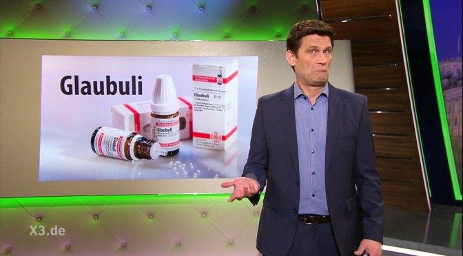 Homöopathie-Experte Heinz Strunk