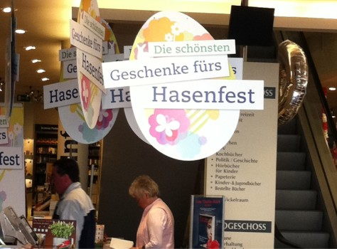 Frohes Hasenfest bei Thalia
