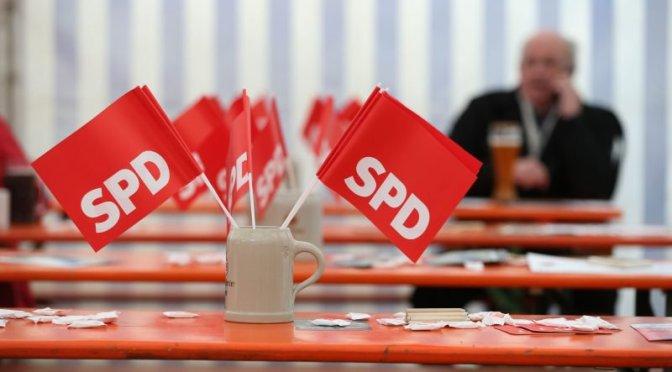 Wer hat uns verraten? Sozialdemokraten!