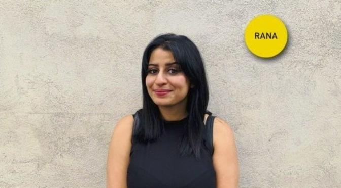 Ehrenmordüberlebende Rana Ahmad
