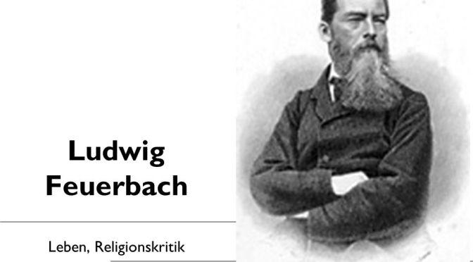 Religionskritik von Ludwig Feuerbach