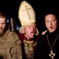 Der Papst im DROGENKLOSTER