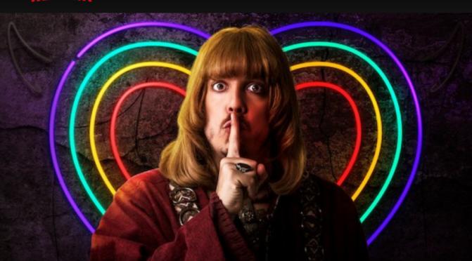 Schwuler Netflix-Jesus sorgt für Proteste