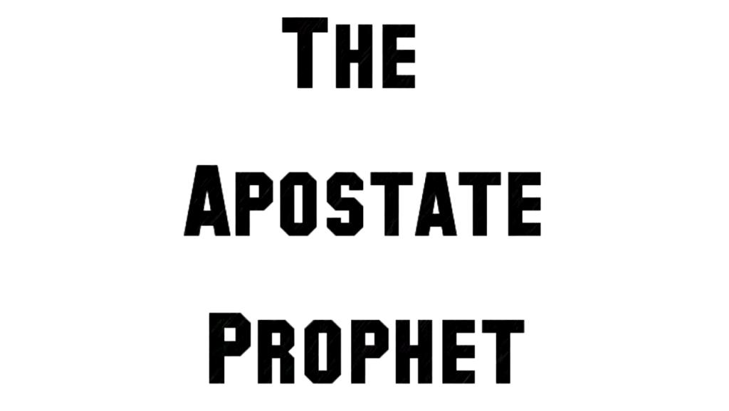 Apostasie   Verfolgung von Ex-Muslimen im Islam