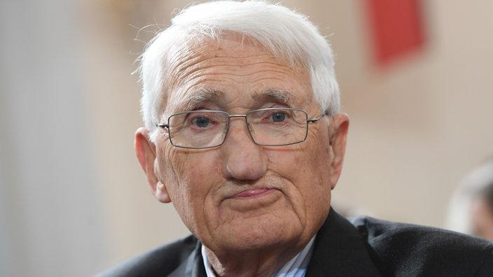 """Jürgen Habermas """"Auch eine Geschichte der Philosophie"""""""